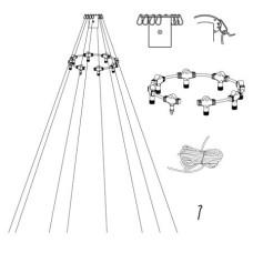 Flaggstangbelysning System LED