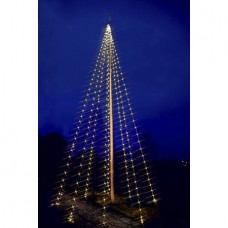 Flaggstangbelysning Flagpole-Tree