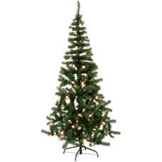 Juletre Alaska 180 cm, 110 stk LED (IP44 for bruk inne og ute)