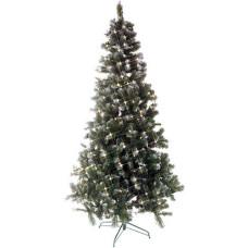 Juletre Edmonton 225 cm, 300 stk LED (IP44 for bruk inne og ute)