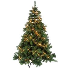 Juletre Cluster Tree 180 cm, 576 stk LED (for bruk inne og ute)