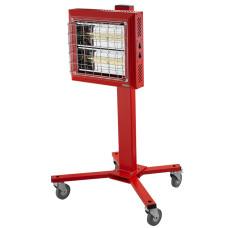 Spotter infrarød byggvarmer, 3000 watt